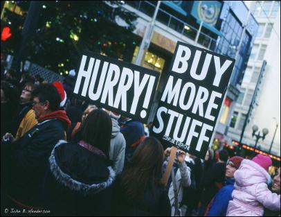 Brits Top Festive Spending Amongst World Economies