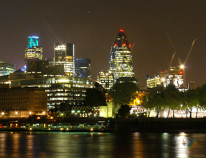 Employment in London's Financial and Related Professional Services Industry Hits Record High
