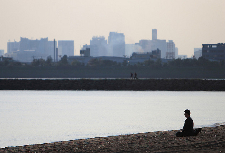 City Bankers Take Up 'Mindfulness'