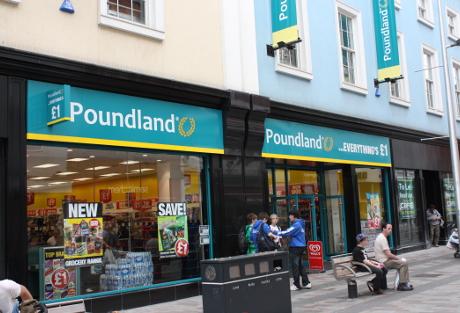 Poundland Buy The 99p Store