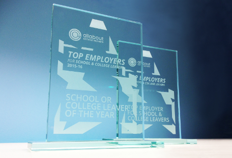Financial Services Firms Named As Top School & College Leavers Employers